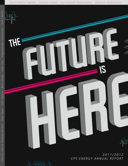 copertina annual report Futuro