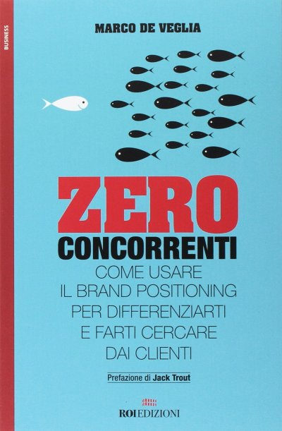 zero concorrenti marco de veglia brand positioning