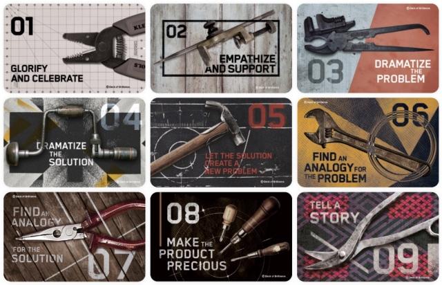 deck of brilliance strumenti per la creatività